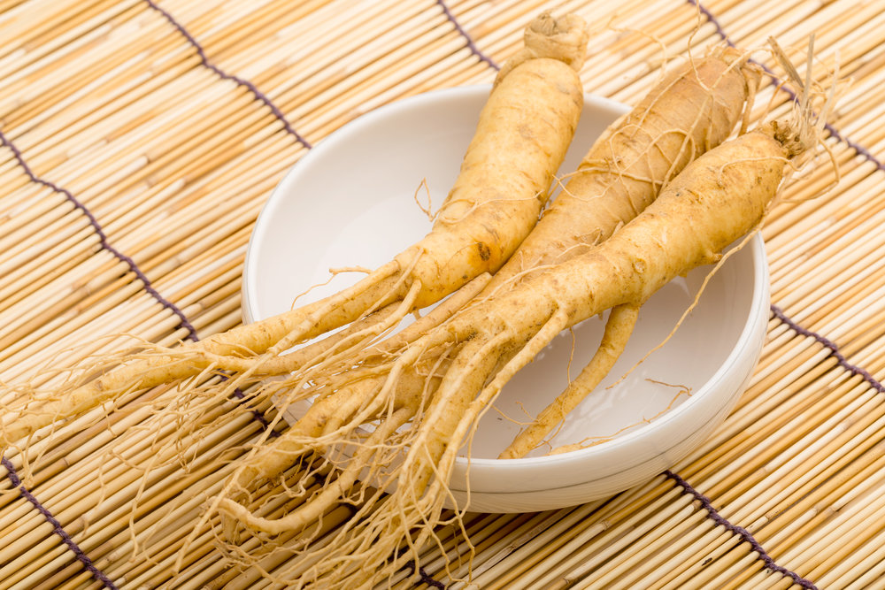 ginseng root bowl