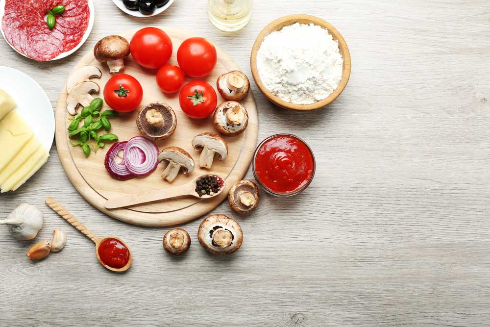 giuseppe thin crust pizza ingredients healthy diet mydietgoal