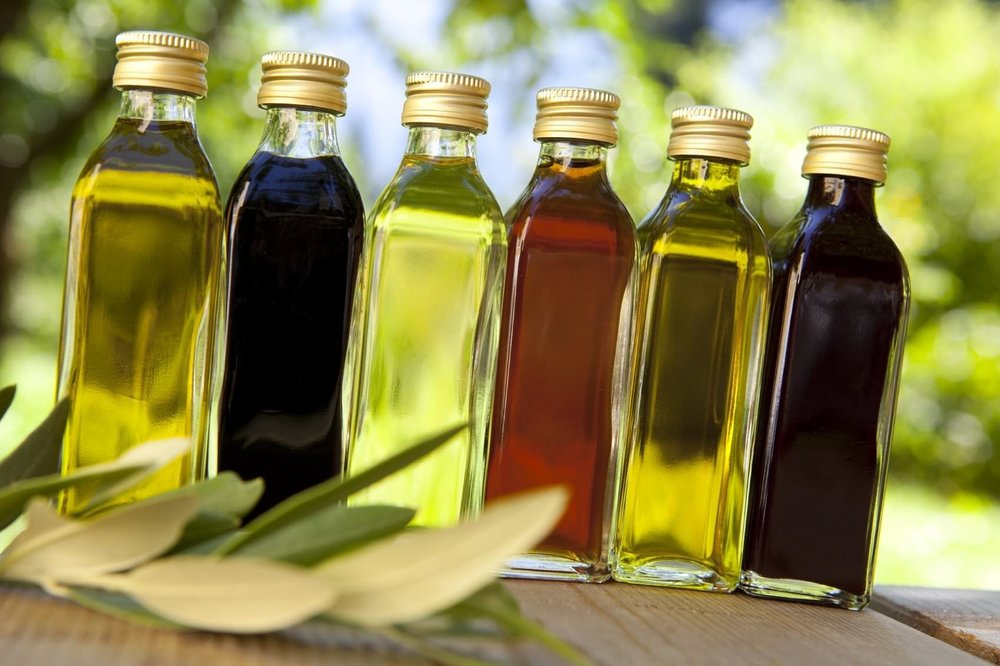 oils mixed oil cold pressed olive flax hemp canola healthy mydietgoal