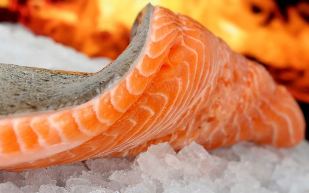 Salmon oil - health benefits and side effects