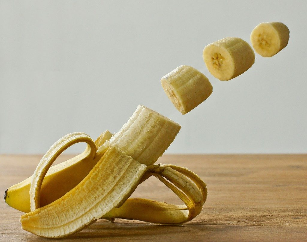 Digestion and Weight Loss and bananas